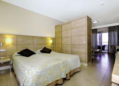 Hotelzimmer mit Tischtennis im Kn Hotel Arenas del Mar