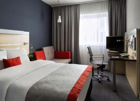 Hotelzimmer mit Internetzugang im Holiday Inn Express Berlin City Centre