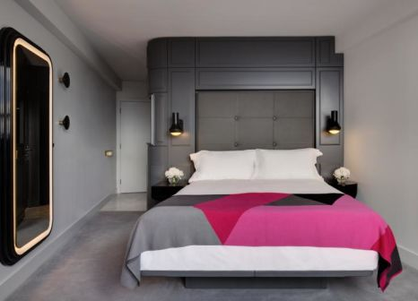 Hotelzimmer mit Sauna im Sea Containers London