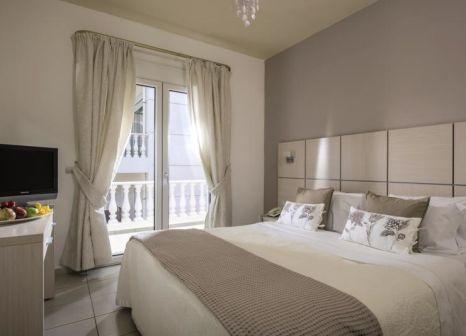 Hotelzimmer mit Tennis im Hotel Matheo Villas & Suites