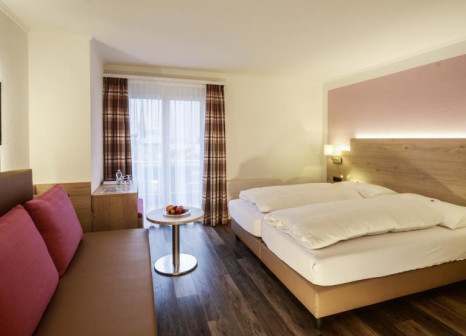Hotelzimmer mit Tischtennis im Brienz