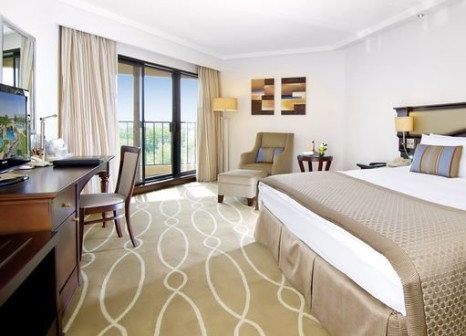 Hotelzimmer mit Minigolf im Danat Al Ain Resort