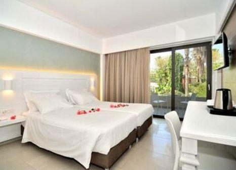 Hotelzimmer mit Tennis im Apollon Hotel