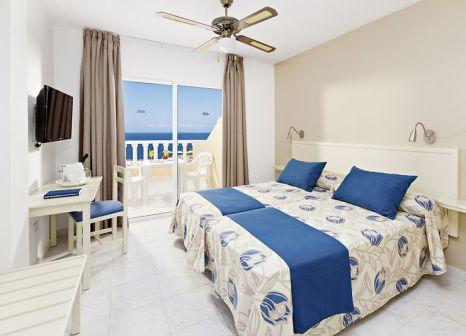 Hotelzimmer mit Tischtennis im Bahía Flamingo Hotel