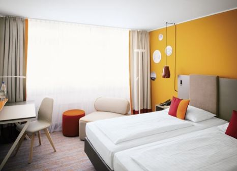 Hotelzimmer mit Spielplatz im Vienna House Easy Günzburg