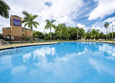 Hotel Sleep Inn Miami Airport günstig bei weg.de buchen - Bild von FTI Touristik