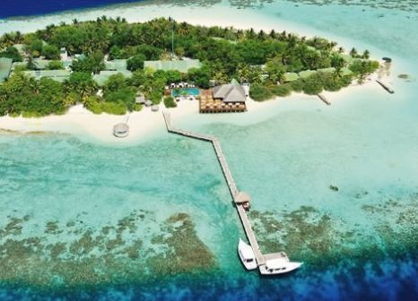 Hotel Eriyadu Island Resort & Spa in Nord Male Atoll - Bild von FTI Touristik