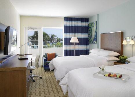 Hotelzimmer mit Fitness im Four Palms Hotel Miami Beach