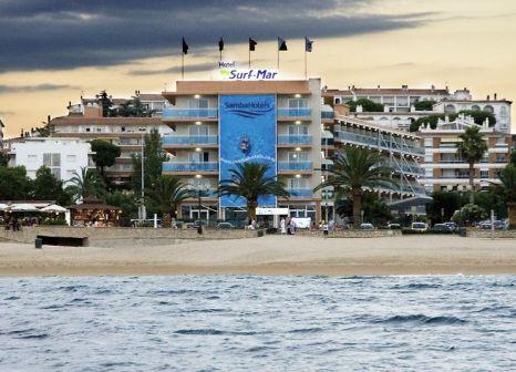 Hotel Surf Mar in Costa Brava - Bild von FTI Touristik