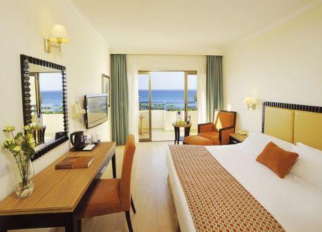 Hotelzimmer mit Volleyball im Elias Beach Hotel