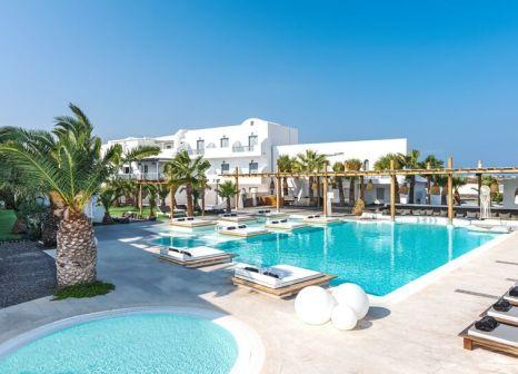 Hotel Mediterranean White in Santorin - Bild von FTI Touristik