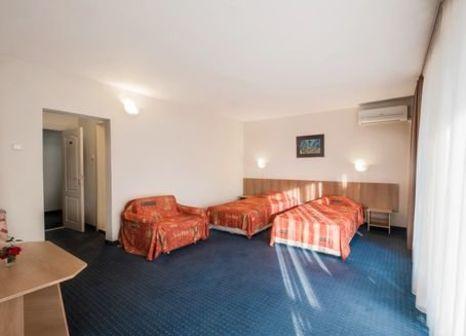 Hotelzimmer mit Tischtennis im Gradina