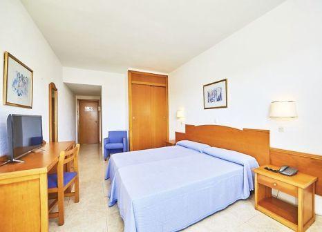 Hotelzimmer mit Volleyball im Hotel Cala Ferrera