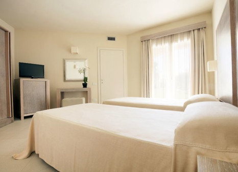 Hotelzimmer mit Volleyball im Le Spiagge di San Pietro Resort
