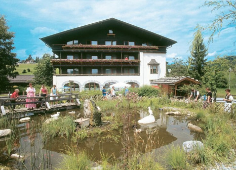 Embacher Sporthotel günstig bei weg.de buchen - Bild von FTI Touristik