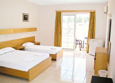 Hotelzimmer mit Minigolf im Fantasy