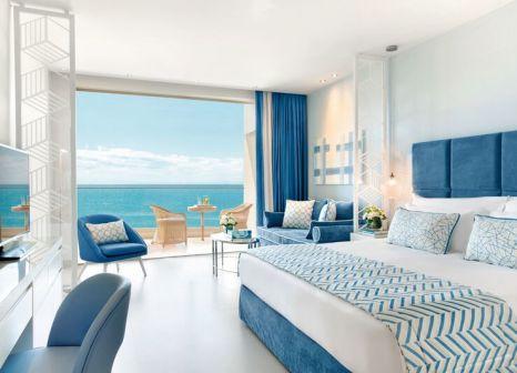 Hotelzimmer mit Yoga im Ikos Oceania