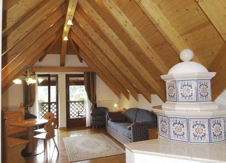 Hotelzimmer mit Ski im Domina Parco dello Stelvio