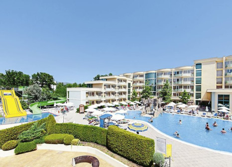 DAS Club Hotel Sunny Beach in Bulgarische Riviera Süden (Burgas) - Bild von FTI Touristik