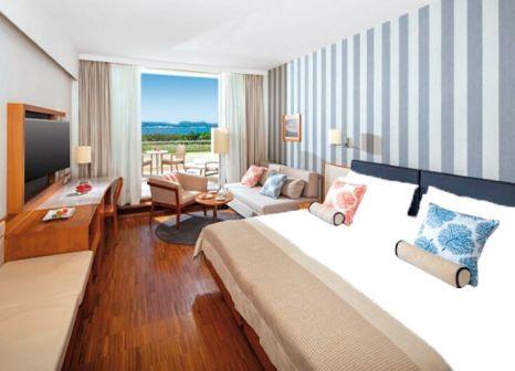 Hotelzimmer mit Volleyball im Valamar Collection Dubrovnik President Hotel