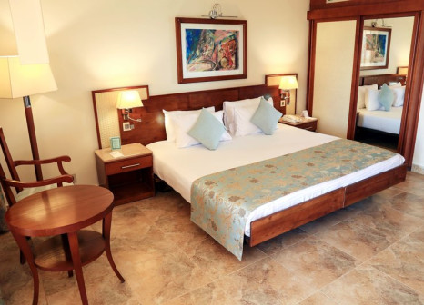 Hotelzimmer mit Mountainbike im Jolie Ville Kings Island Luxor