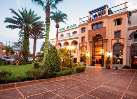 Hotel Argana günstig bei weg.de buchen - Bild von FTI Touristik