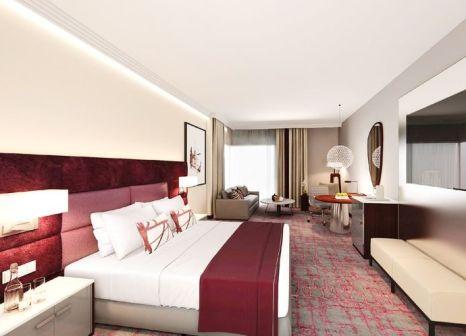 Hotelzimmer mit Aerobic im Mövenpick Hotel & Apartments Bur Dubai