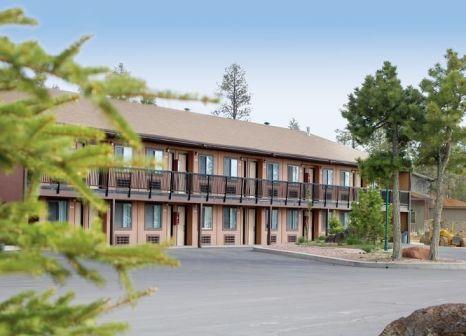 Hotel Bryce View Lodge günstig bei weg.de buchen - Bild von FTI Touristik