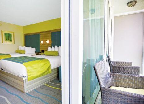 Hotelzimmer mit Mountainbike im Best Western Plus Oceanside Inn