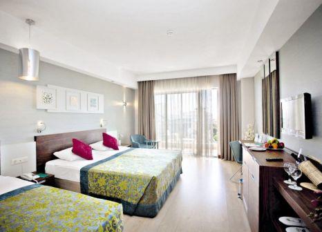 Hotelzimmer mit Volleyball im Seher Sun Palace Resort & Spa
