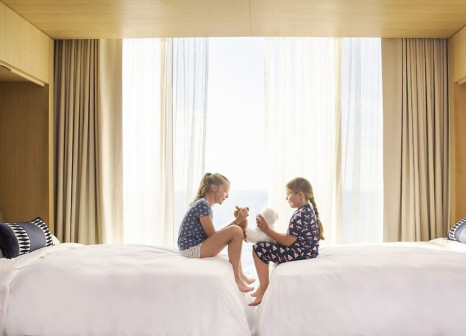 Hotelzimmer mit Yoga im Jumeirah Beach Hotel