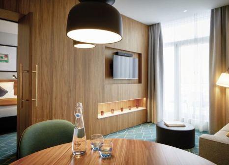 Hotelzimmer mit Yoga im Hard Rock Hotel Davos