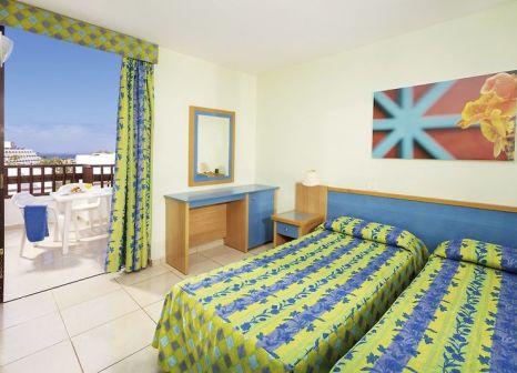 Hotelzimmer mit Tischtennis im Apartamentos Paraíso del Sol