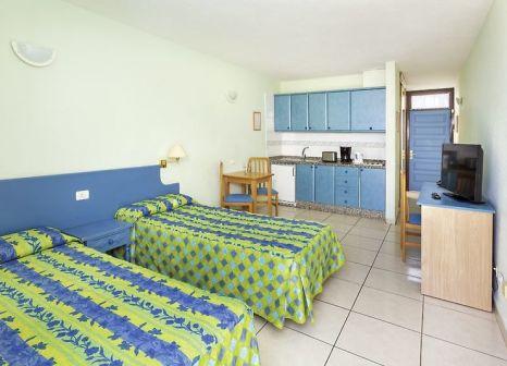 Hotelzimmer mit Mountainbike im Apartamentos Paraíso del Sol