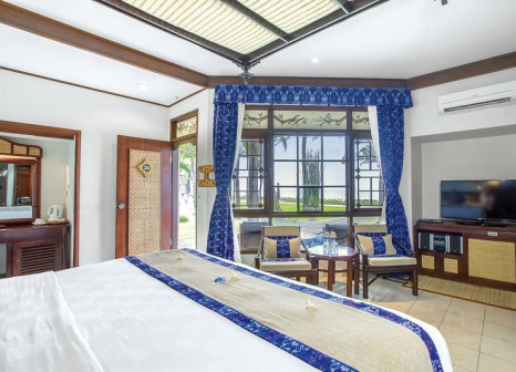 Hotelzimmer mit Yoga im Ramayana Candidasa