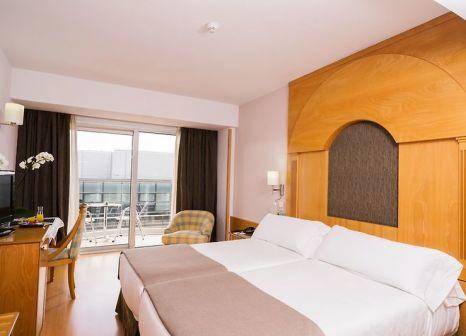 Hotelzimmer mit Fitness im Hotel Cristina Las Palmas