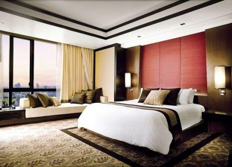 Hotelzimmer mit Yoga im Banyan Tree Bangkok