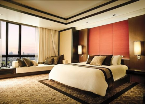 Hotelzimmer mit Fitness im Banyan Tree Bangkok