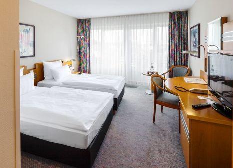 Hotelzimmer mit Golf im Wyndham Garden Dresden