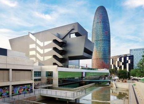 Hotel The Gates Diagonal Barcelona günstig bei weg.de buchen - Bild von FTI Touristik