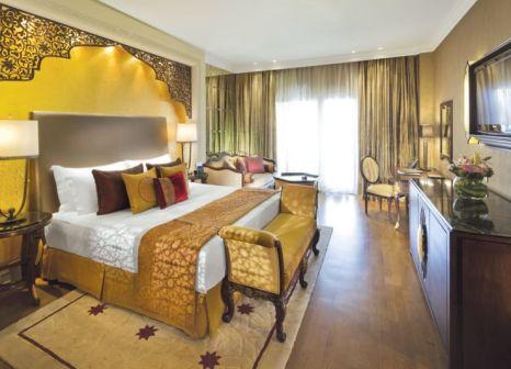 Hotelzimmer mit Golf im Jumeirah Zabeel Saray