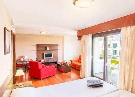 Hotelzimmer mit Mountainbike im Hotel THe Corralejo Beach