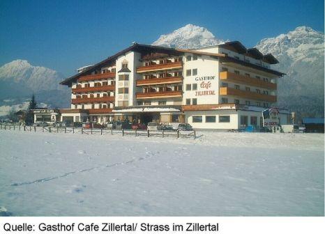 Hotel Gasthof Cafe Zillertal günstig bei weg.de buchen - Bild von FTI Touristik