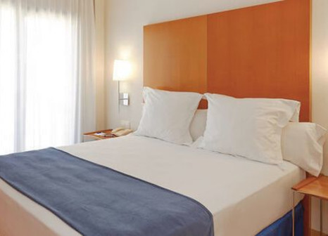 Hotelzimmer mit Direkte Strandlage im Hesperia Barcelona Del Mar