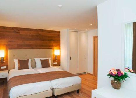 Hotelzimmer mit Fitness im Hotel Schweizerhof Pontresina