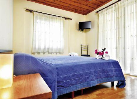 Hotelzimmer mit Klimaanlage im Nikiti Beach