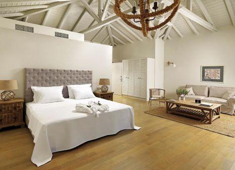 Hotelzimmer mit Paddeln im Camvillia Resort