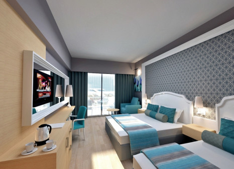 Hotelzimmer mit Minigolf im Sherwood Exclusive Lara