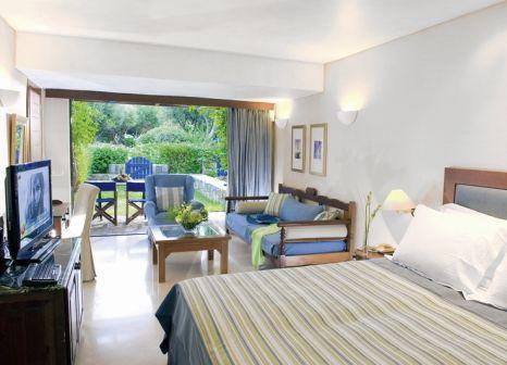 Hotelzimmer mit Volleyball im Elounda Bay Palace