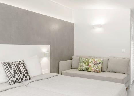 Hotelzimmer mit Tennis im Makryammos Bungalows